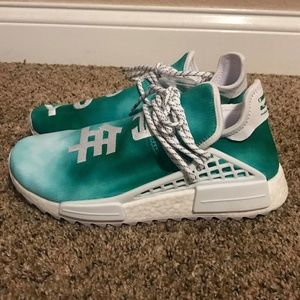 PW NMD Exclusive Youth Green F99760 FEW PAIRS